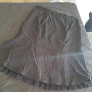 Womens black skirt